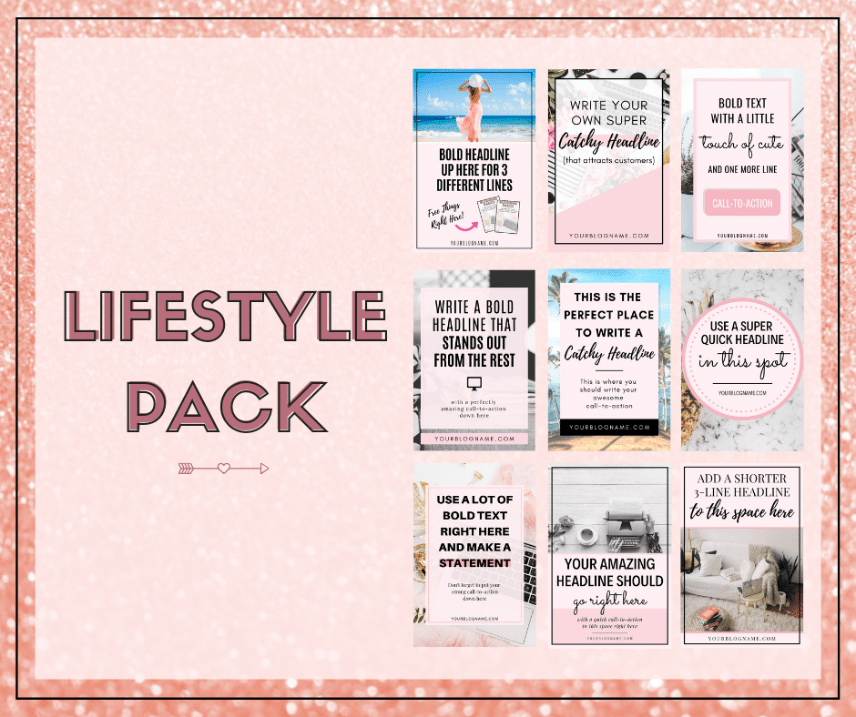 Pinterest can be quite overwhelming for new business owners. Let me help you by offering my top Canva templates, tailored and optimized for your niche...