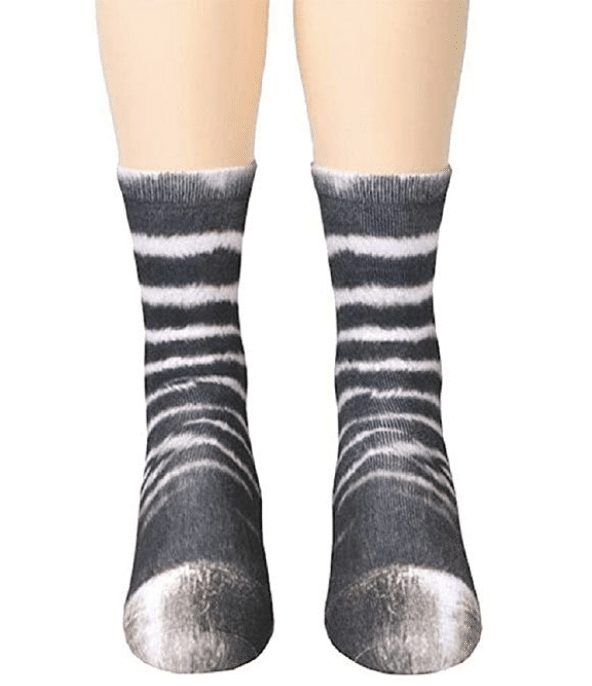 Socks that look like hooves? Yes, please! You have to check out these 25 incredibly bizarre Amazon products for sale on the mega-website.