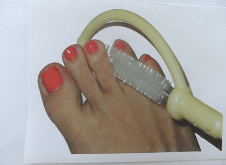 A toe cleaning brush? Yes, please! You have to check out these 25 incredibly bizarre Amazon products for sale on the mega-website.