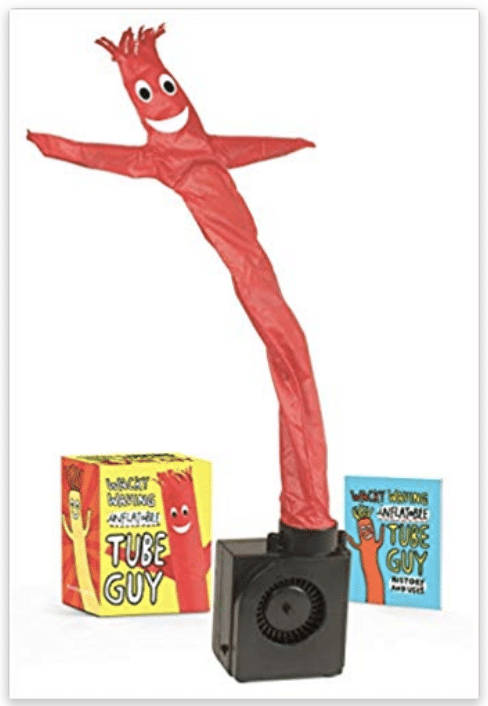 A miniature wacky inflatable tube guy? Yes, please! You have to check out these 25 incredibly bizarre Amazon products for sale on the mega-website.