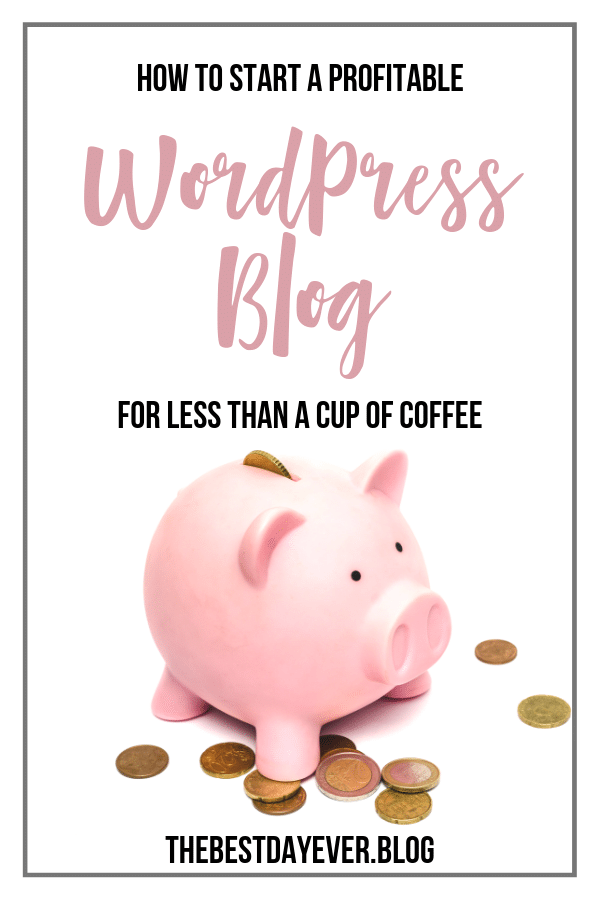 You're ready to start a blog but don't know where to begin. Don't worry! This step-by-step guide will show you exactly how to start a WordPress blog!